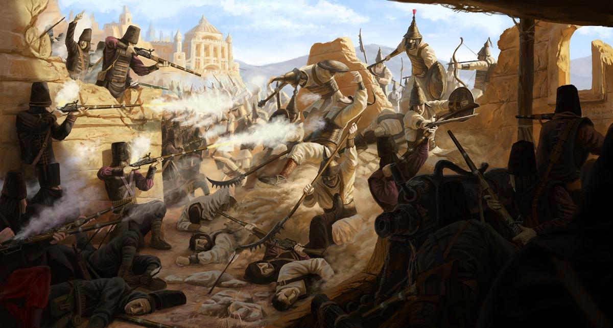 Meronite Offensive
