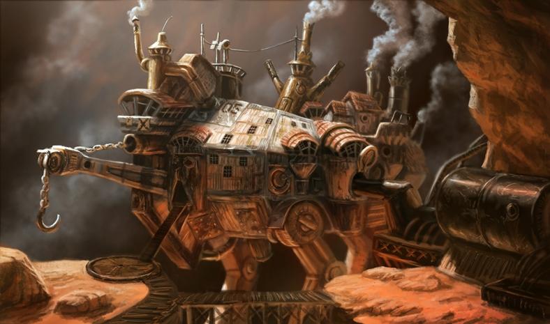 Refueling Sandbot
