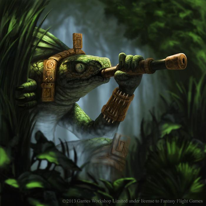 Chameleon Stalker